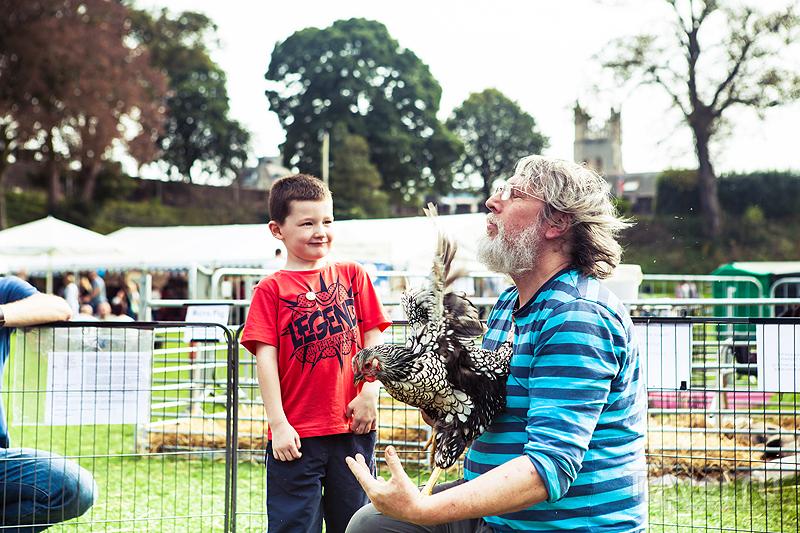 Сardiff Сountry Fair / Фото из Великобритании