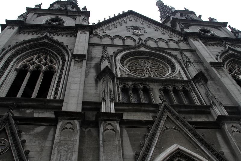 Кито одним глазком / Эквадор