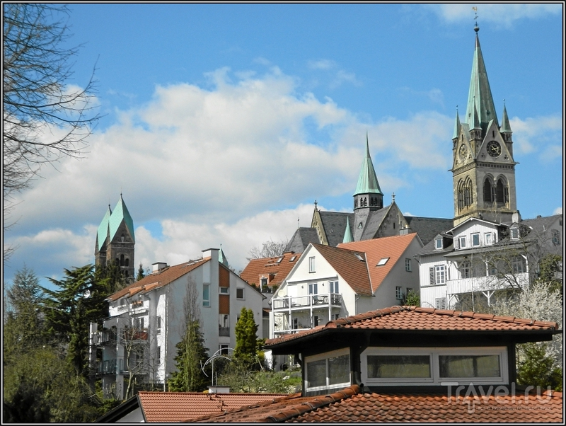Бад-Хомбург / Фото из Германии