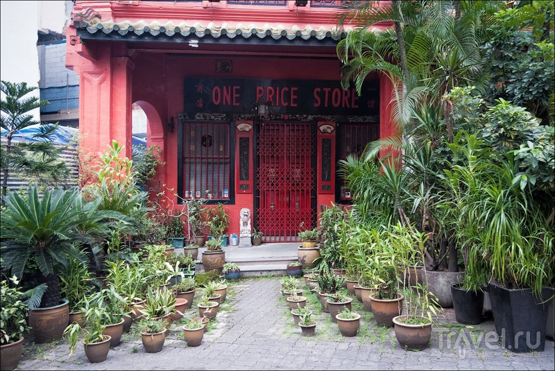 Прогулки по Сингапуру: Emerald Hill / Фото из Сингапура