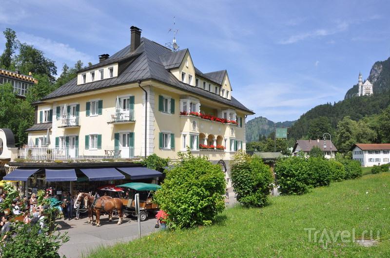 Баварская пастораль. Швангау / Фото из Германии