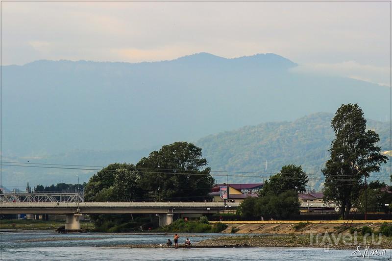 Река Мзымта / Россия