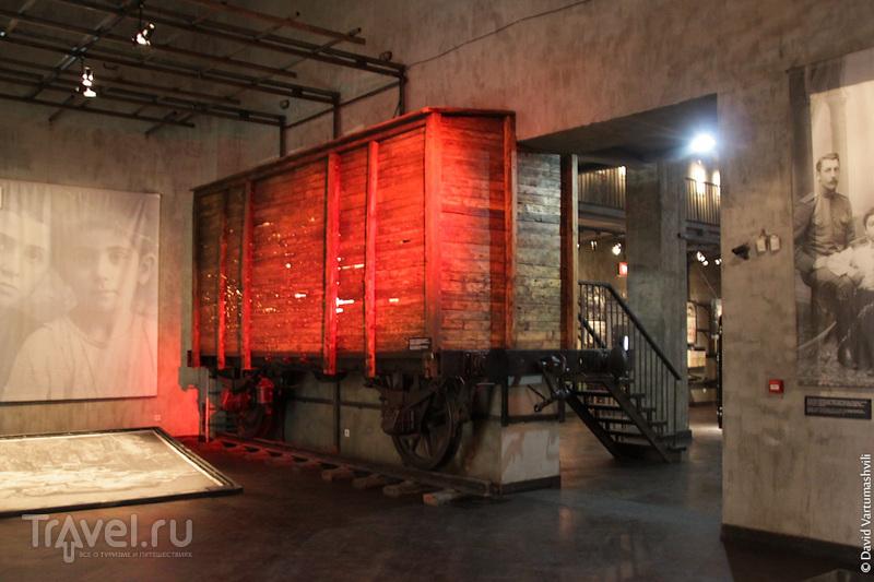 Тбилиси, Музей Грузии имени Симона Джанашия / Фото из Грузии
