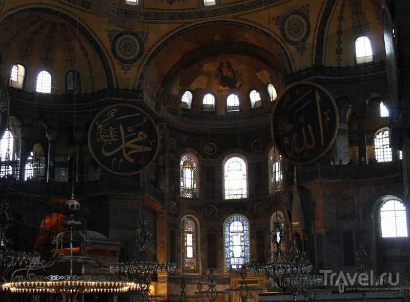 Стамбул - город контрастов / Турция