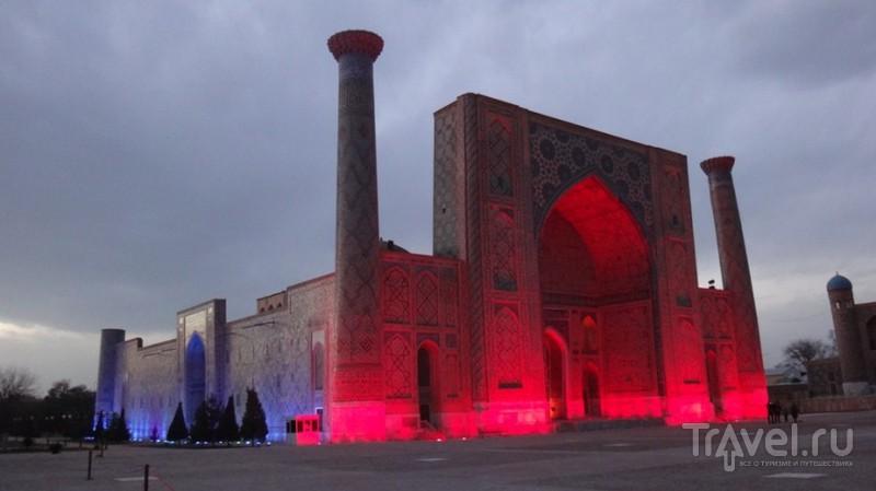 Узбекистан. Самарканд / Узбекистан