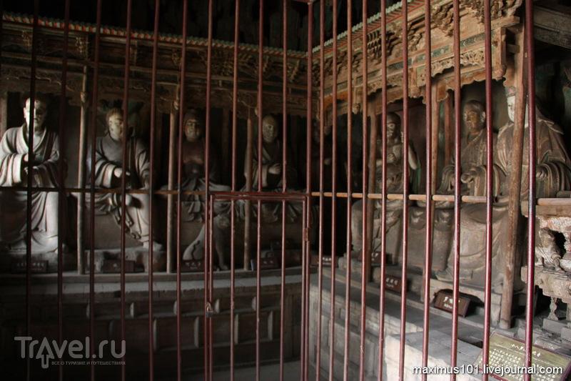 Боги и духи монастыря Шуанлиньсы / Фото из Китая
