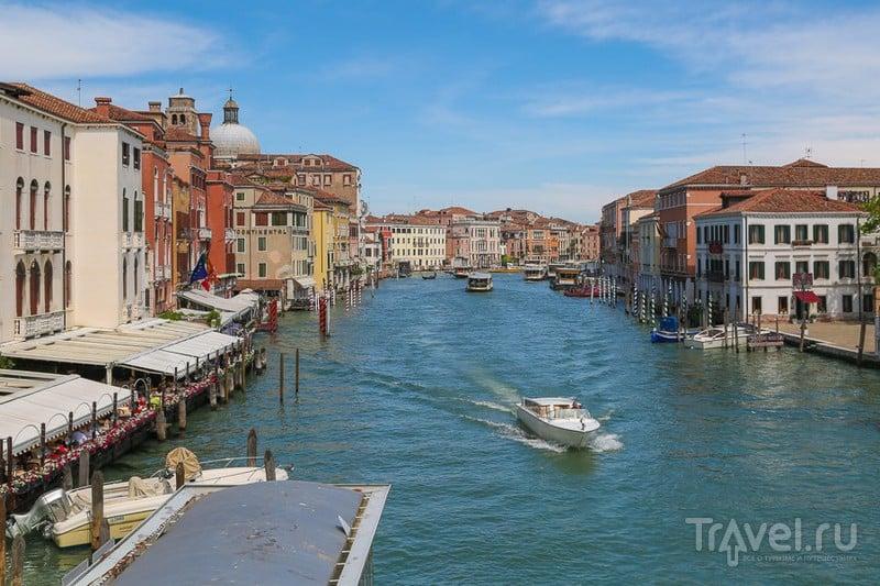 Венеция - город без машин / Италия