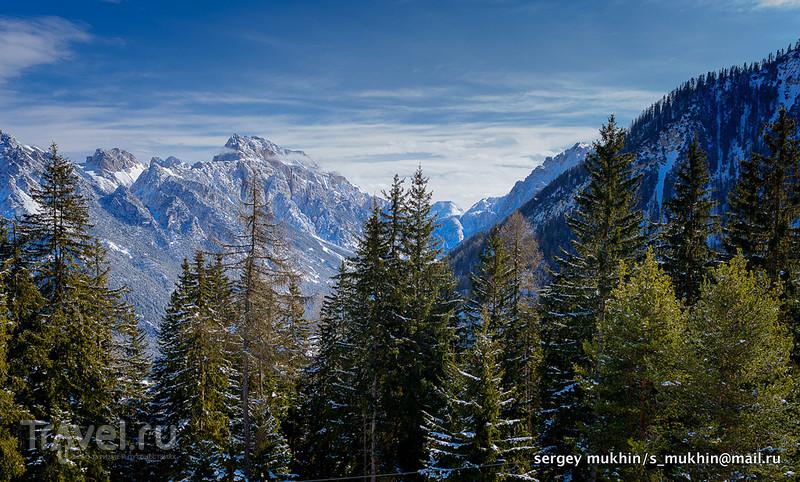 Южный Тироль. Кронплатц / Фото из Италии