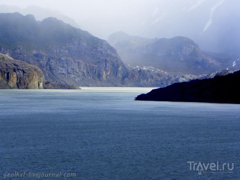 Патагония. Трек к леднику Грей / Чили