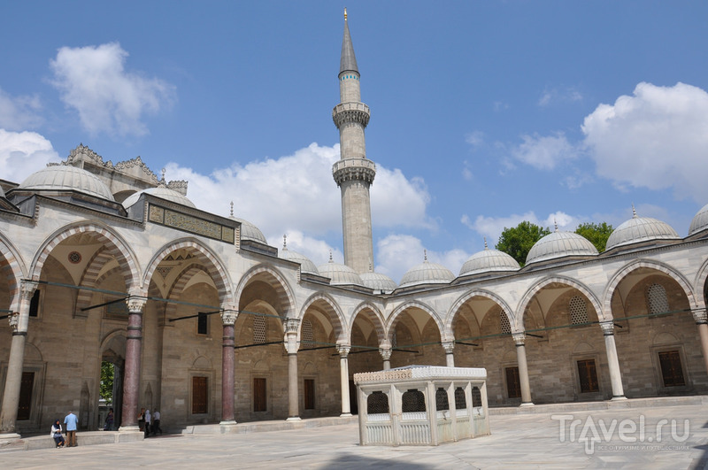 Сулеймание и её великий строитель / Турция