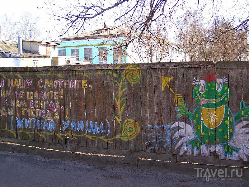 Орел. Улица Красина - улица образцового содержания / Россия