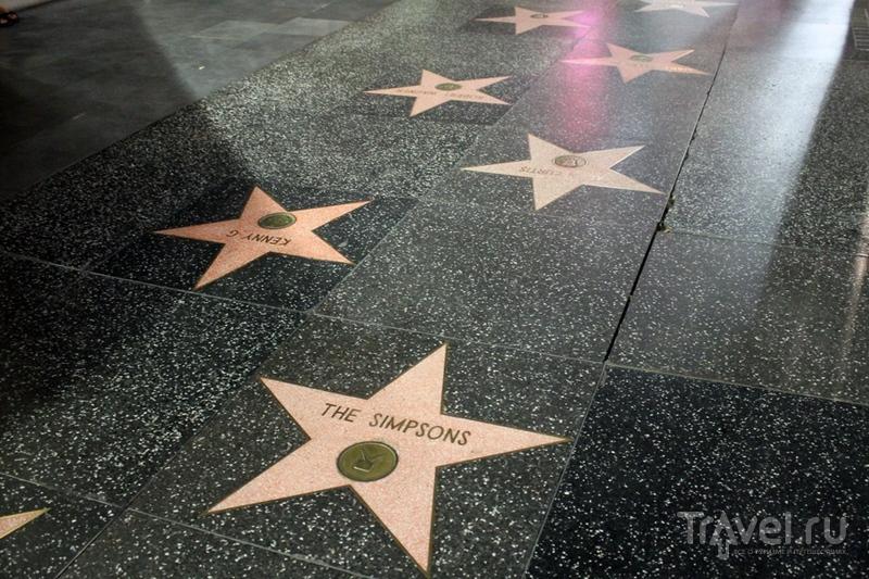 Лос-Анджелес. Голливуд и пляжи / США