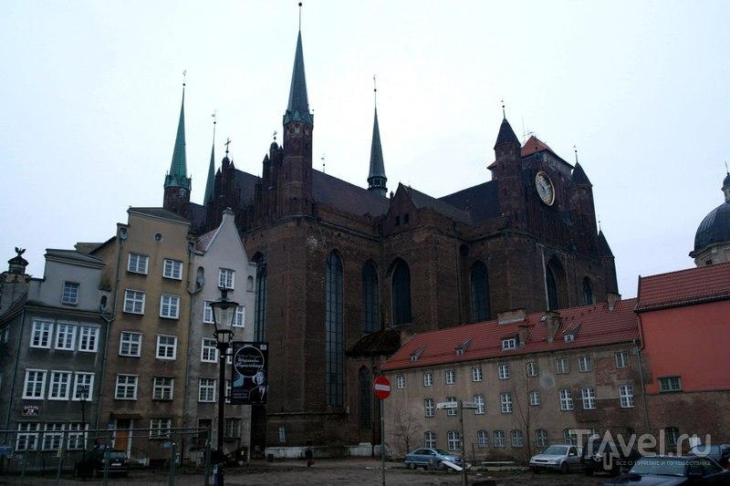Гданьск, Польша - Мочупятки / Польша