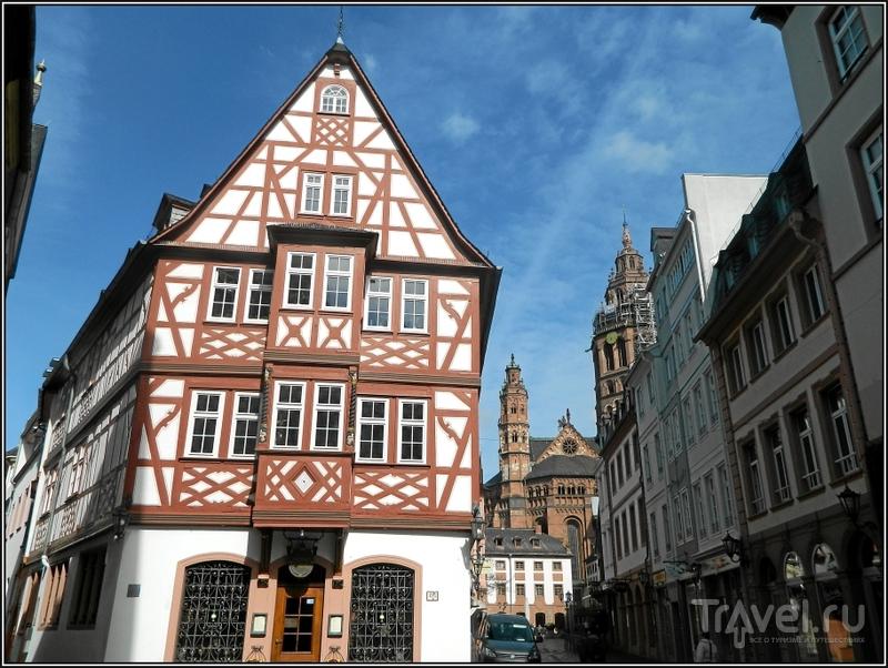 Майнц / Фото из Германии