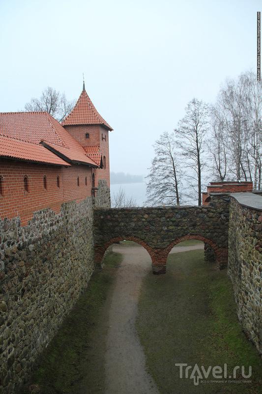Тракайский замок / Литва