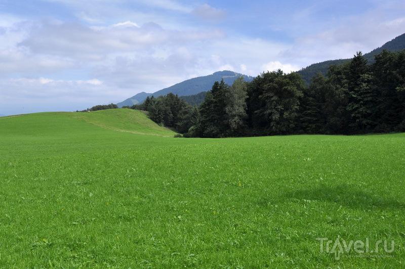 Баварская пастораль. О природных достопримечательностях / Фото из Германии