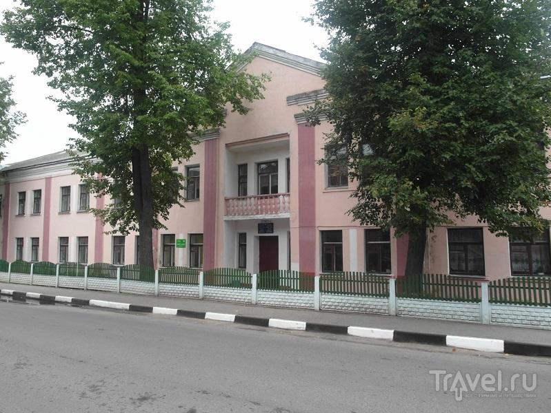 Лепель - белорусская медиана / Белоруссия