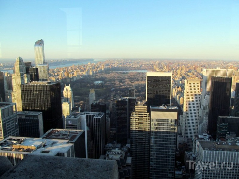 Нью-Йорк. Челси, Грэмерси и Top of the Rock / США