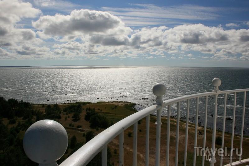 Остров Хийумаа - маяки и можжевельники / Фото из Эстонии