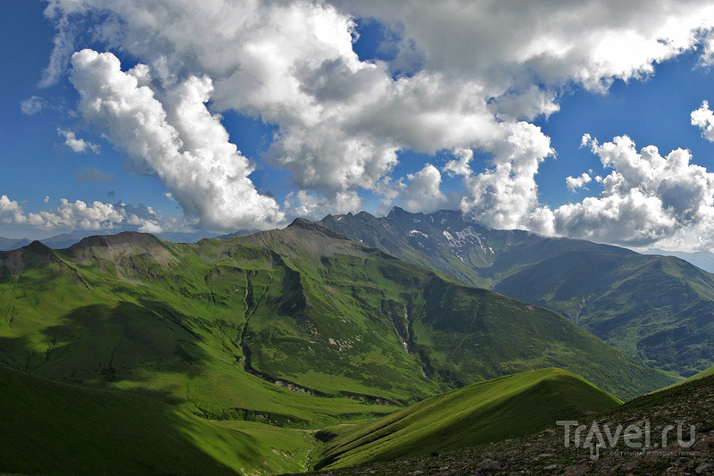 Сванетия - 2014: От озера Намкуами в Ушгули / Фото из Грузии