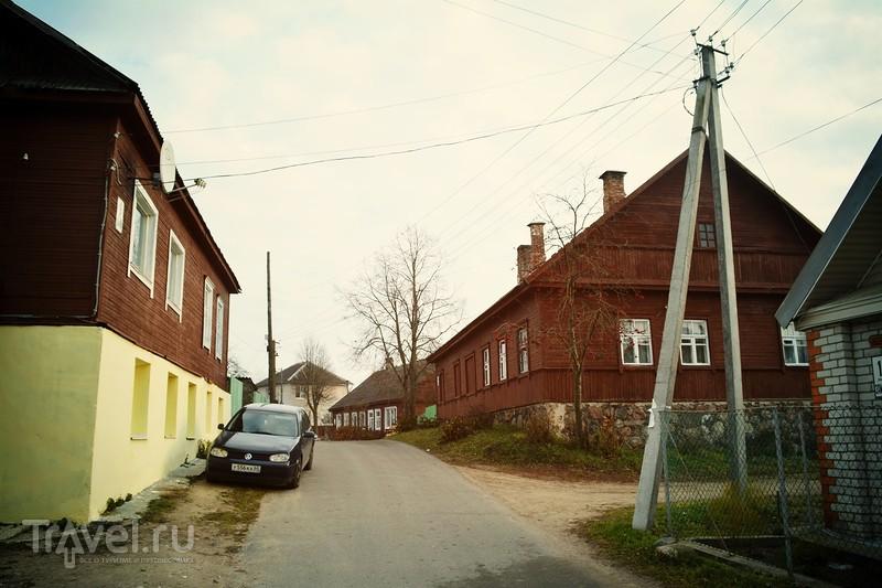 Себеж, Псковская область: архитектурное наследие / Россия