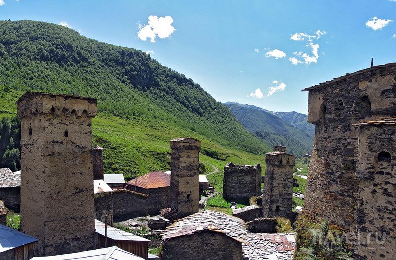 Сванетия - 2014: Ушгули / Фото из Грузии
