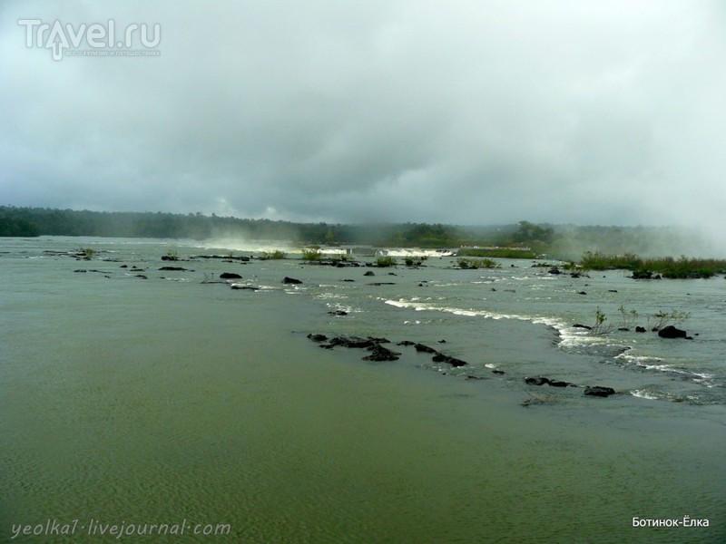 Un gran viaje a América del Sur. Водопады Игуасу. Бразилия. Увидеть водопады... / Фото из Бразилии