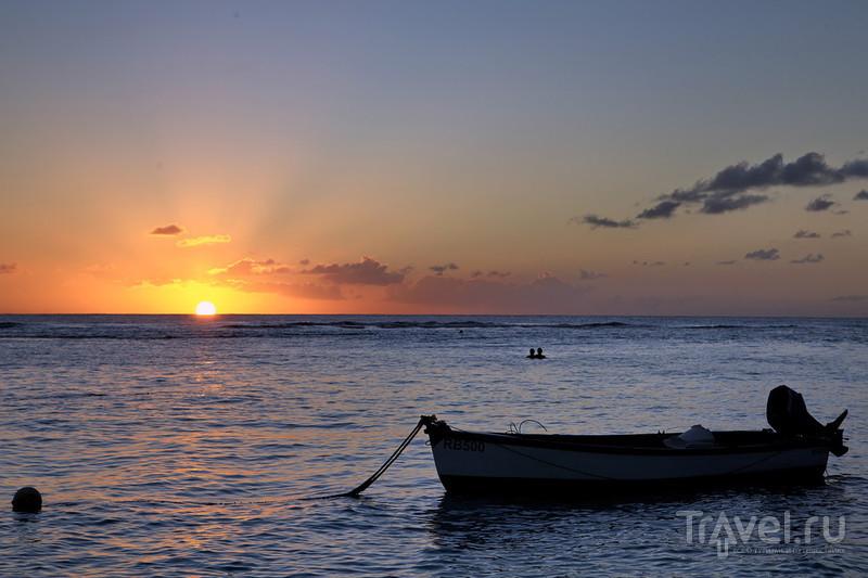 Барбадос, закаты / Барбадос