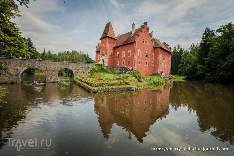 Чехия, замок Червена Лгота / Чехия