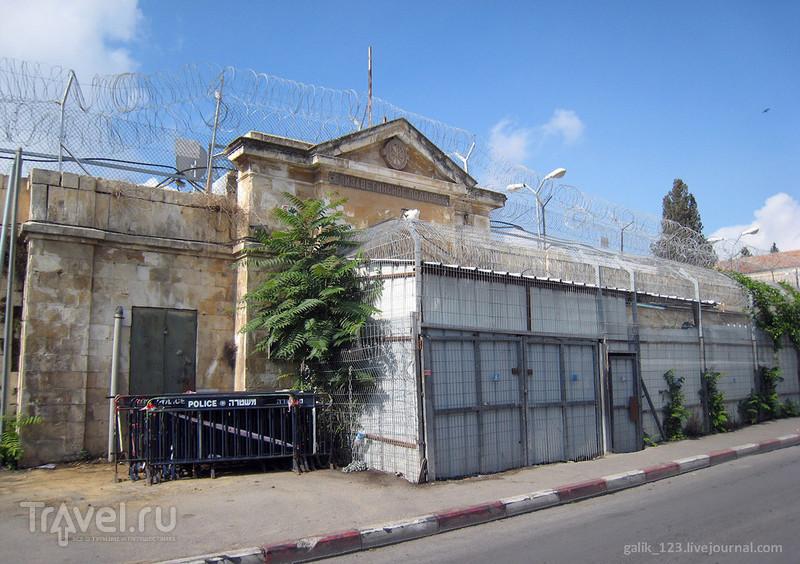 Что осталось от Русской Палестины... / Израиль