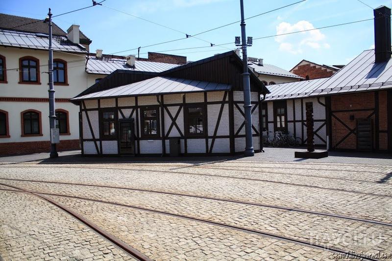 Краков. Музей инженерной мысли / Польша