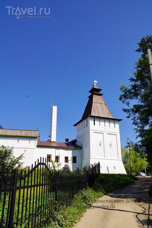 Свято-Пафнутиев Боровский монастырь / Фото из России