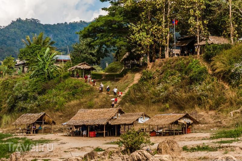 Большое Азиатское Путешествие: Лаос. Сплав на slow boat по Меконгу / Фото из Лаоса