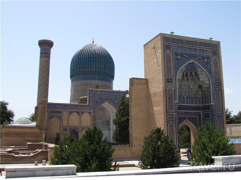 Орнаменты Самарканда / Узбекистан