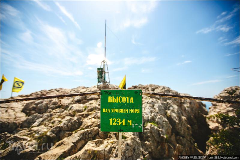 Ай-Петри - жемчужина горного Крыма / Фото из России