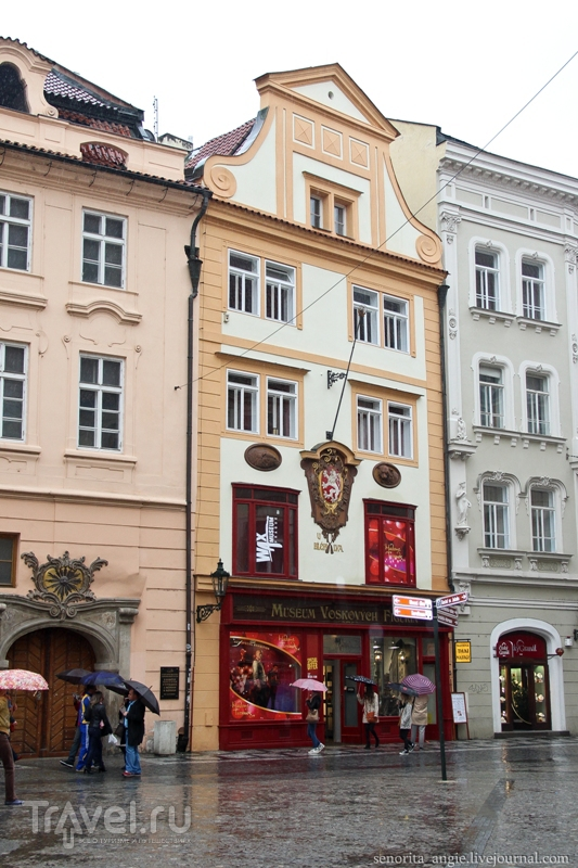 Староместская площадь - главная площадь Праги / Чехия