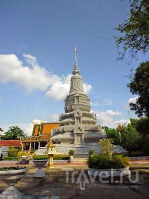 Дворец короля в Пномпене / Камбоджа