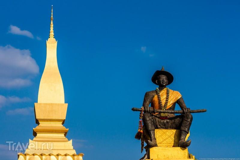 Большое Азиатское Путешествие: Лаос. Vientiane / Фото из Лаоса