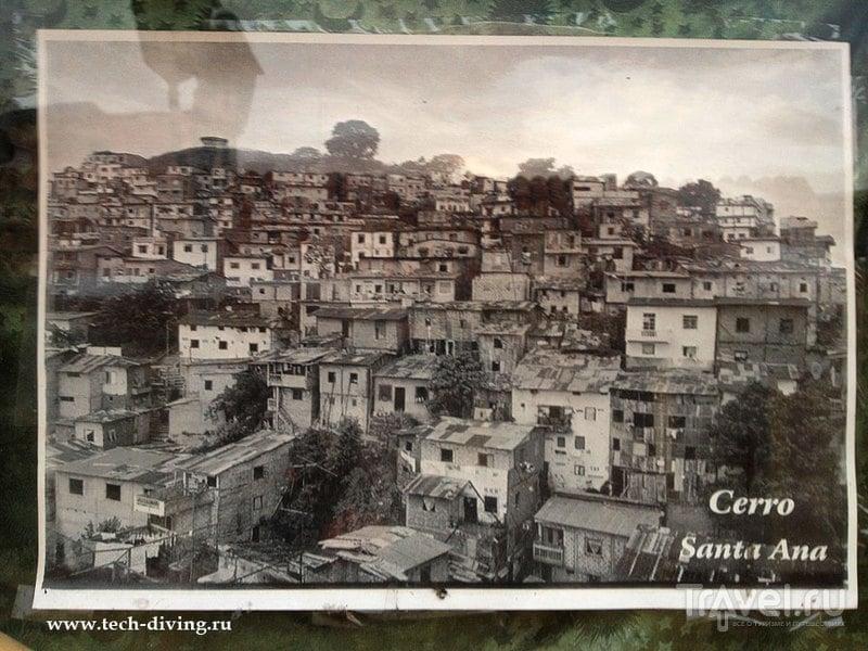 """В """"каменных и деревянных джунглях"""" Гуаякиля. Эквадор / Эквадор"""