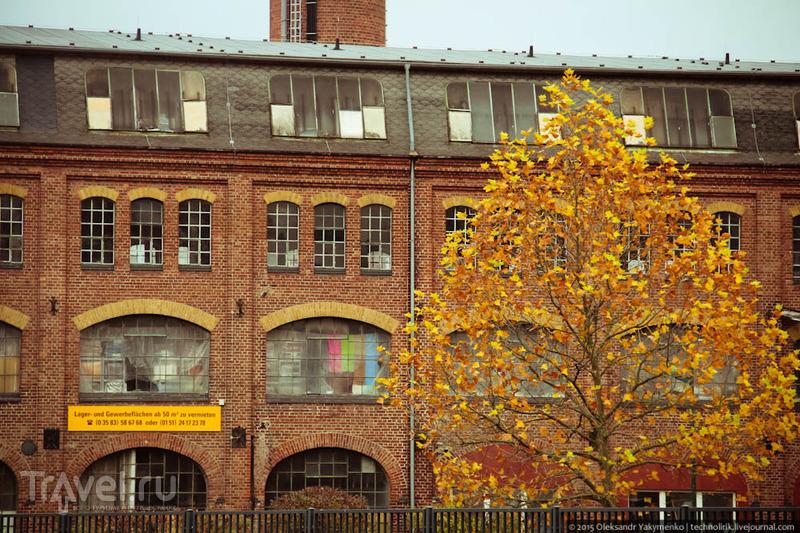 Индустриальная архитектура Циттау / Германия