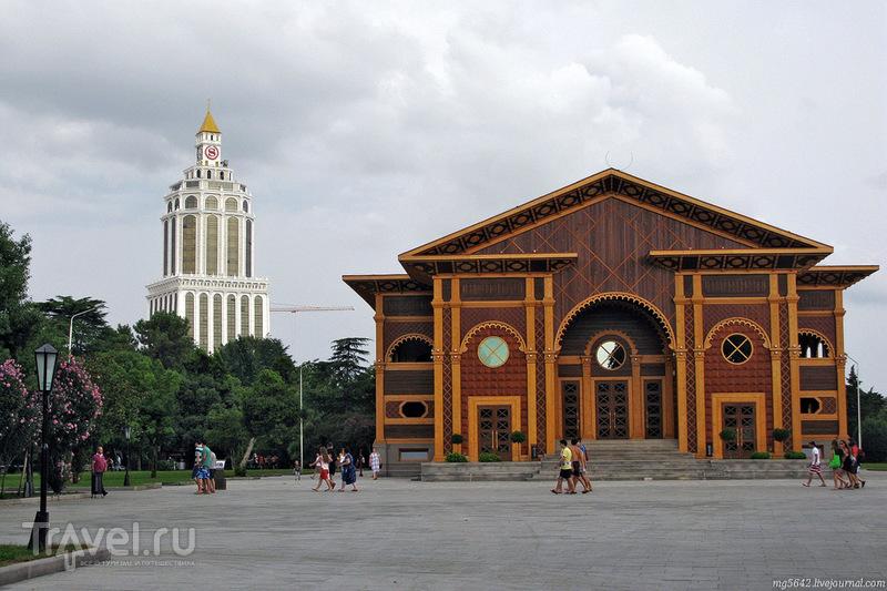 Сванетия - 2014: Батуми / Фото из Грузии