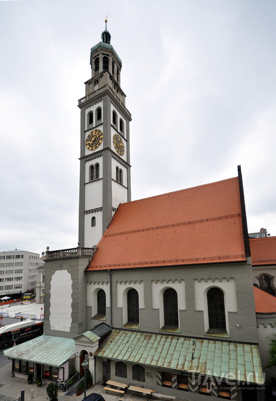 Баварская пастораль. Аугсбург, Мюнхен / Фото из Германии