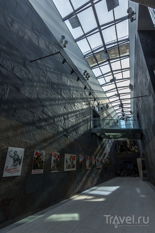Новый военный музей в Минске / Белоруссия