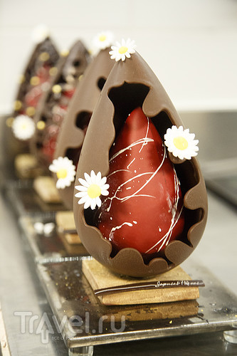Ночь в Женеве. Французские соусы и швейцарский шоколад / Швейцария