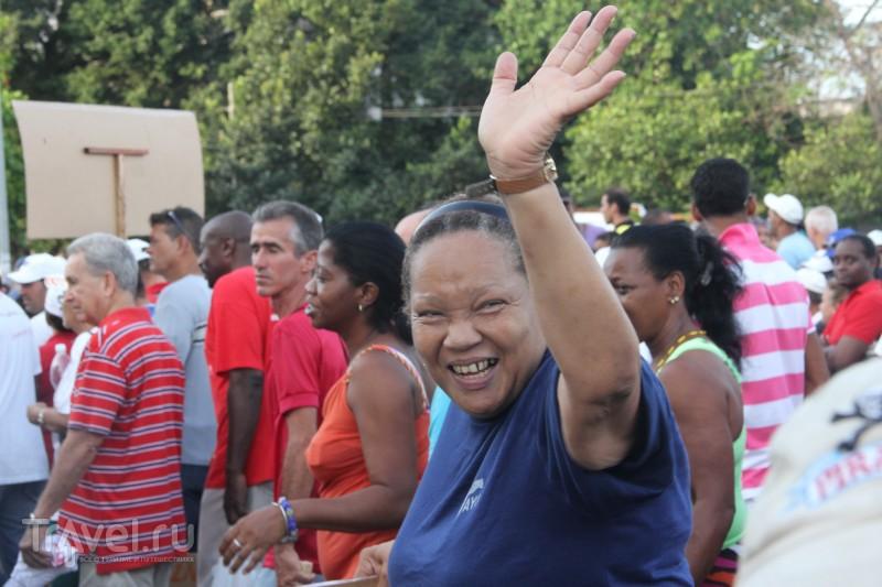Гавана. 1 мая 2014 / Куба