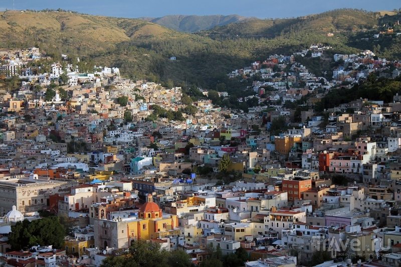 Гуанахуато - самый красивый город Мексики / Мексика