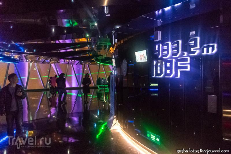 Кантонская телебашня в Гуанчжоу / Китай