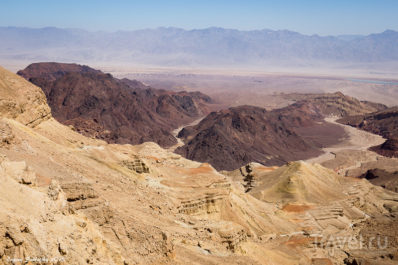 И вновь мы отменили выборы: поездка по пустыне / Израиль