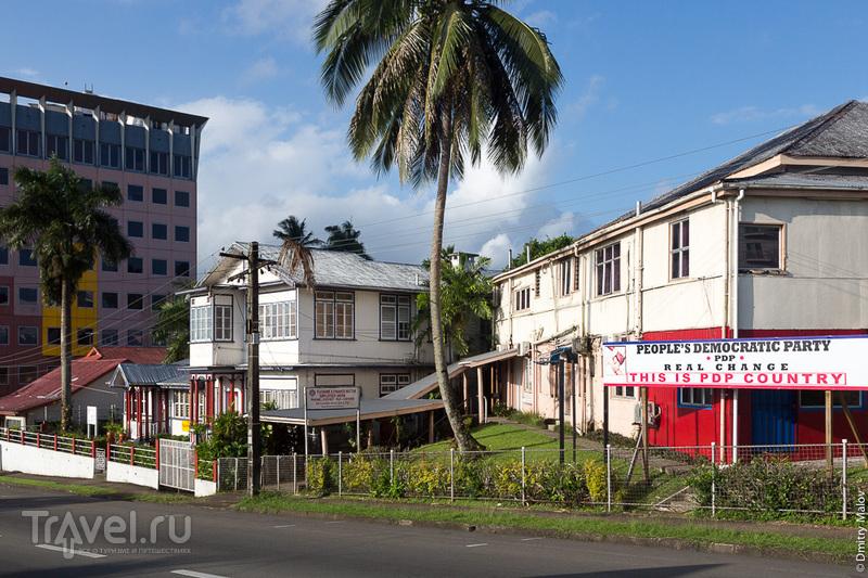 Фиджи - Сува / Фото с Фиджи