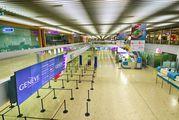 Даже аэропорт Женевы закрывается на ночь